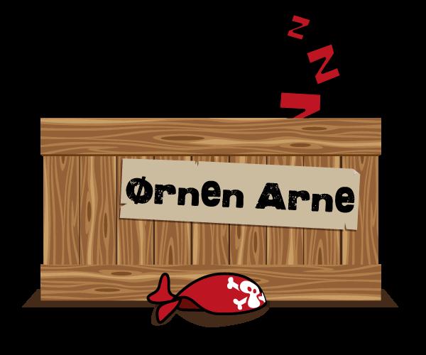 Kajle-Ale og Ørnen Arne